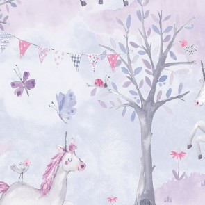 Kids Animals Wallpaper, Grandeco Little Ones - Studio360 LO2101