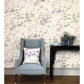 Osborne & Little Cathay Non Woven Wallpaper