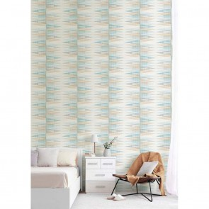 Geometric Shapes Wallpaper, Grandeco Perspectives - Studio360 PP3301