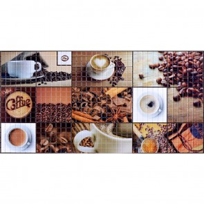 Kitchen/Coffee PVC 3D Panel