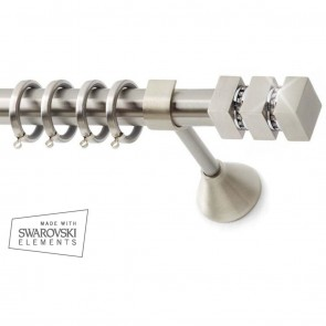 All around Deco Curtain Rod
