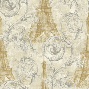 Studio 465 Paris Wallpaper