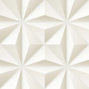 All Around Deco 3D Wallpaper