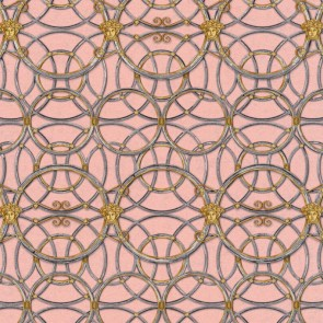 Geometric Shapes Wallpaper AS Creation Versace 4 - Studio360 V370496