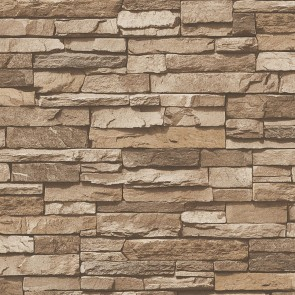 AS Creation Best Of Wood'n Stone, Decora Nature 6 Non Woven, Vinyl Ταπετσαρία Τοίχου