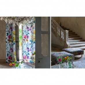 Designers Guild Couture Rose Κουρτίνα και Ύφασμα Επίπλωσης