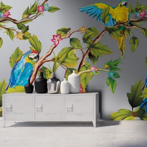 YoYo Designs Tropical Screens Non Woven Ψηφιακή Εκτύπωση